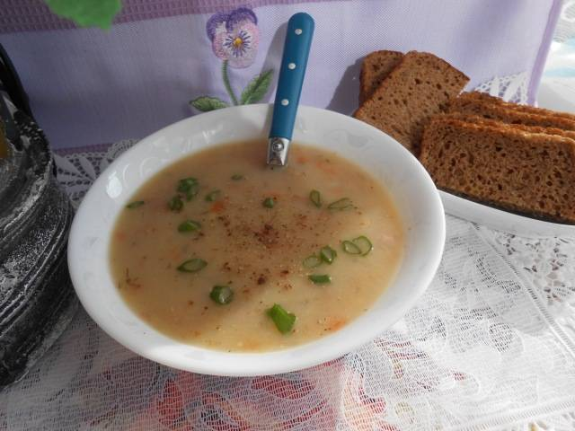 Холодный свекольник по-латышски - 9 пошаговых фото в рецепте