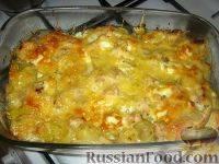 Куриное филе, запеченное с картофелем - 7 пошаговых фото в рецепте