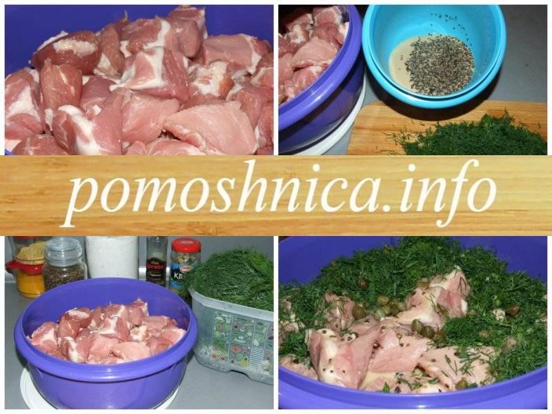 Как мариновать шашлык из говядины