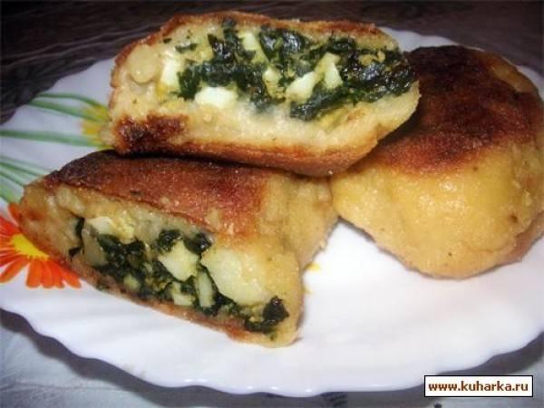Пирог со шпинатом и творогом - рецепт с фотографиями - patee. рецепты