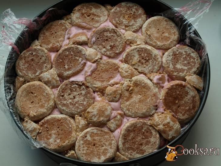 Пряничный торт без выпечки рецепт пошаговый