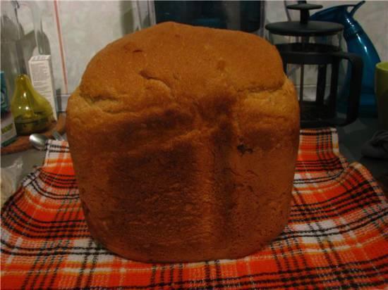 Хлеб цельнозерновой. рецепты от сибмам с фото - хлеб