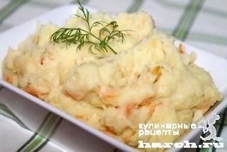 Суп-пюре из кабачков и картофеля