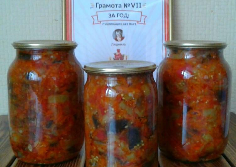 Кулинария мастер-класс рецепт кулинарный икра заморская  кабачковая  _ продукты пищевые