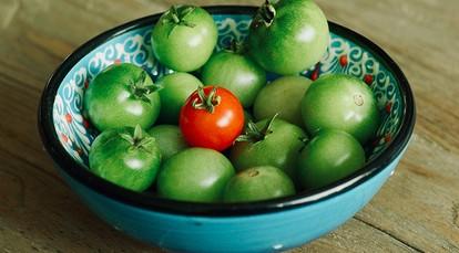 Салат из зеленых помидоров заготовки