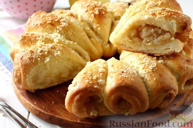 Как приготовить вкусные пирожки с печенью по пошаговому рецепту с фото
