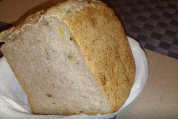 Рецепт домашний хлеб с грецким орехом: 4 рецепта полезной выпечки