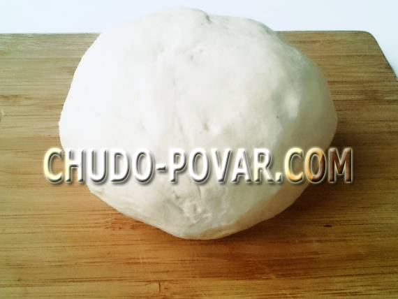 Идеальное тесто для вареников на кипятке без яиц