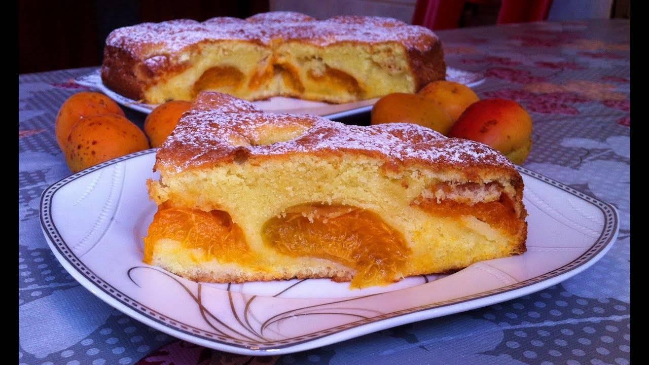Песочный пирог с абрикосами — рецепт с фото пошагово. как испечь пирог из песочного теста с абрикосами?