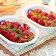 Изысканный клюквенный соус к мясу за 25 минут