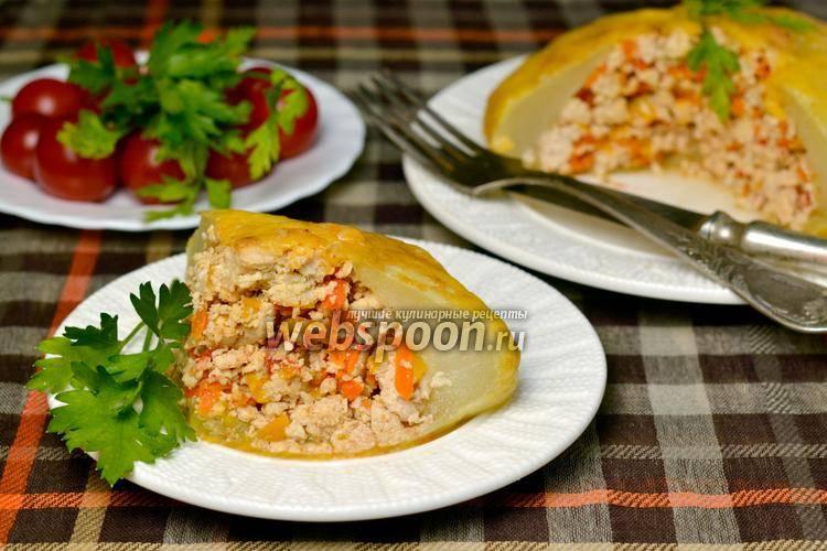 Блюда из патиссонов: рецепты быстро и вкусно с фото