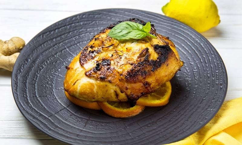 Курица в апельсиновом маринаде: рецепт в духовке и другие, особенности приготовления - onwomen.ru