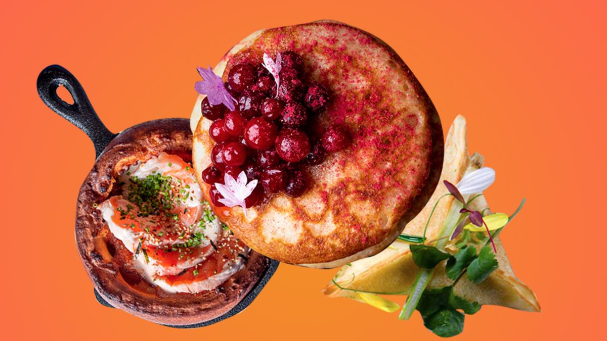Панкейки на кефире: рецепты с фото пошагово