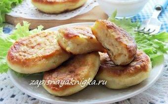 Картофельные котлеты/ рецепт с пошаговым фото