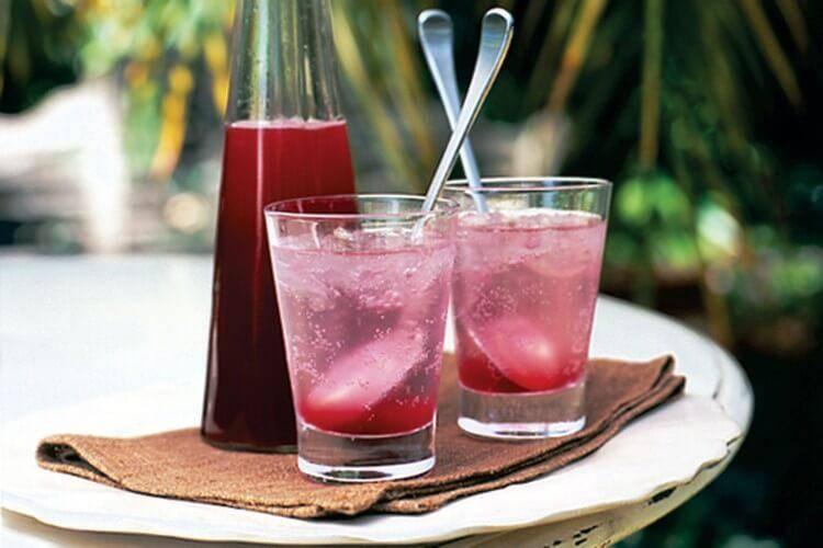 Сок гранатовый - рецепты