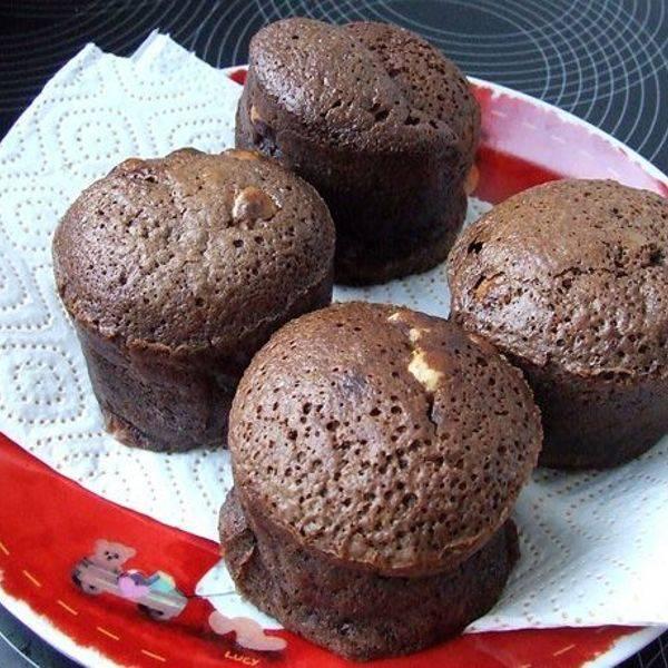 Шоколадный крем-мусс из авокадо