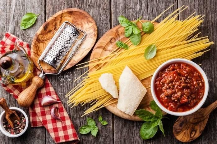 Настоящий итальянский соус болоньезе в домашних условиях