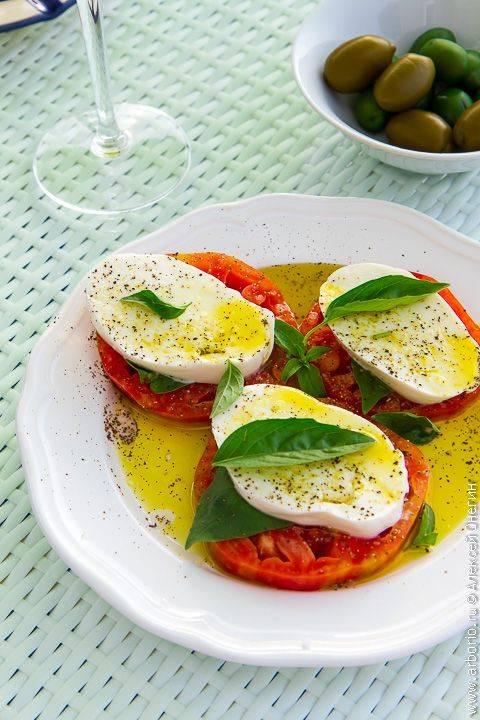 Брускетта - итальянская гренка - рецепты джуренко