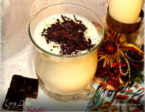 Настоящий горячий шоколад: рецепт