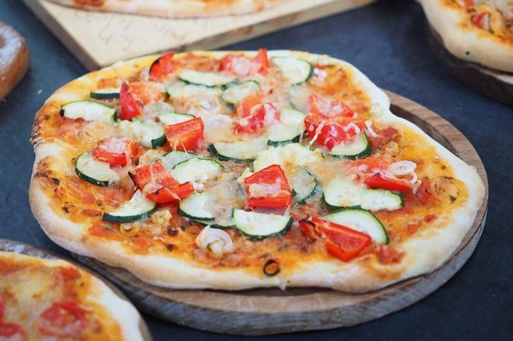 Тесто для пиццы правильное