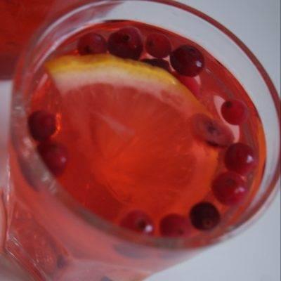 Ягодный напиток рецепт с фото
