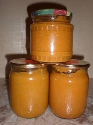 Кабачковая икра с майонезом и томатной пастой: рецепты с фото пошагово