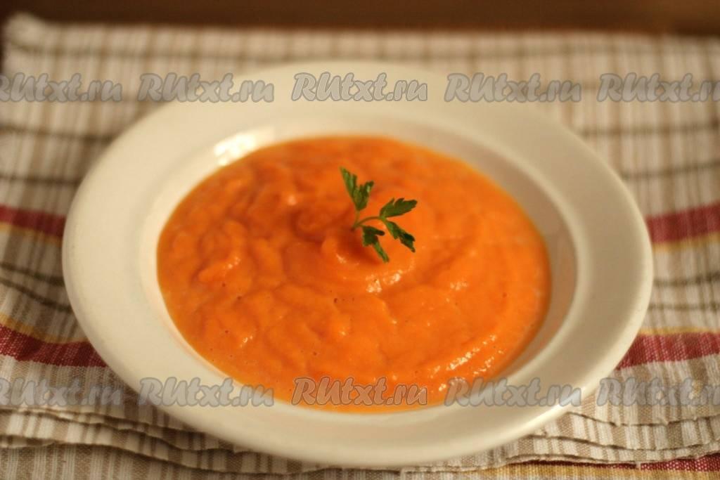 Как приготовить тыквенное пюре и тыквенный суп-пюре
