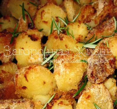 Картофельные дольки в духовке: 8 простых рецептов |