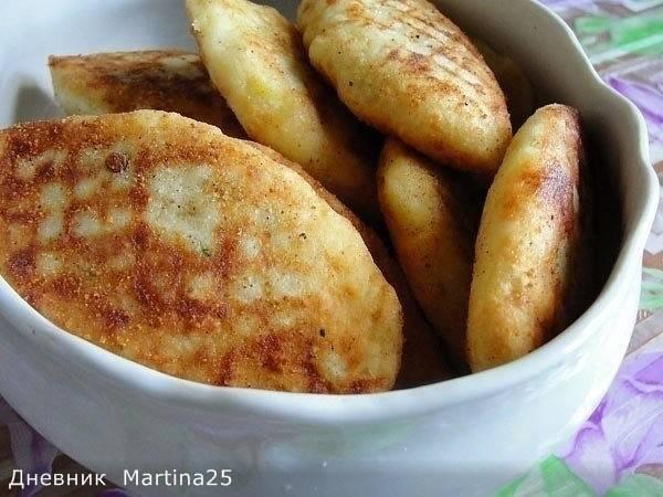 Картофельные зразы с сардинами - запись пользователя катрин (ekaerinaket) в дневнике - babyblog.ru