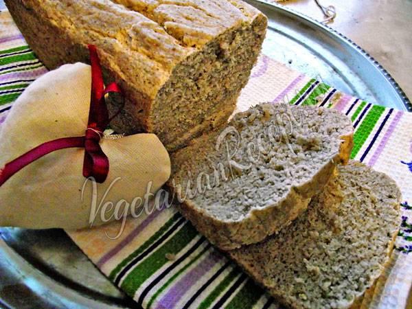 Хлеб с пророщенной пшеницей