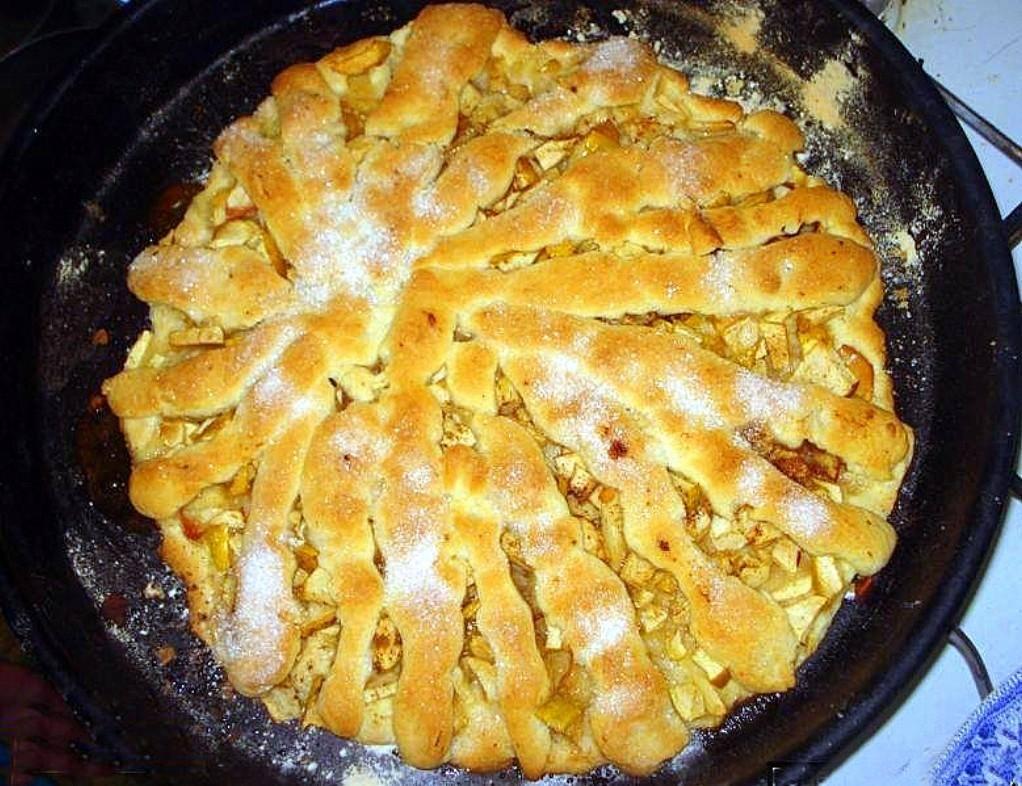 Пирог с яблоками и корицей - лучшие рецепты необыкновенно ароматной выпечки
