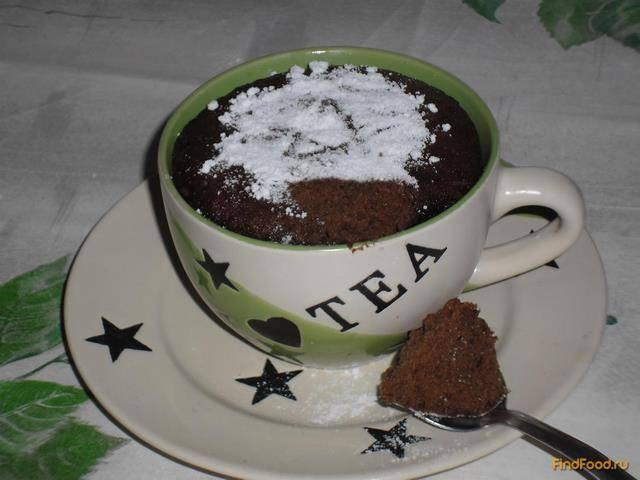 Домашний кофейный кекс