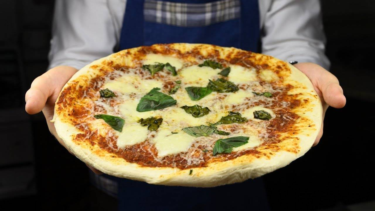Пицца маргарита - рецепты джуренко