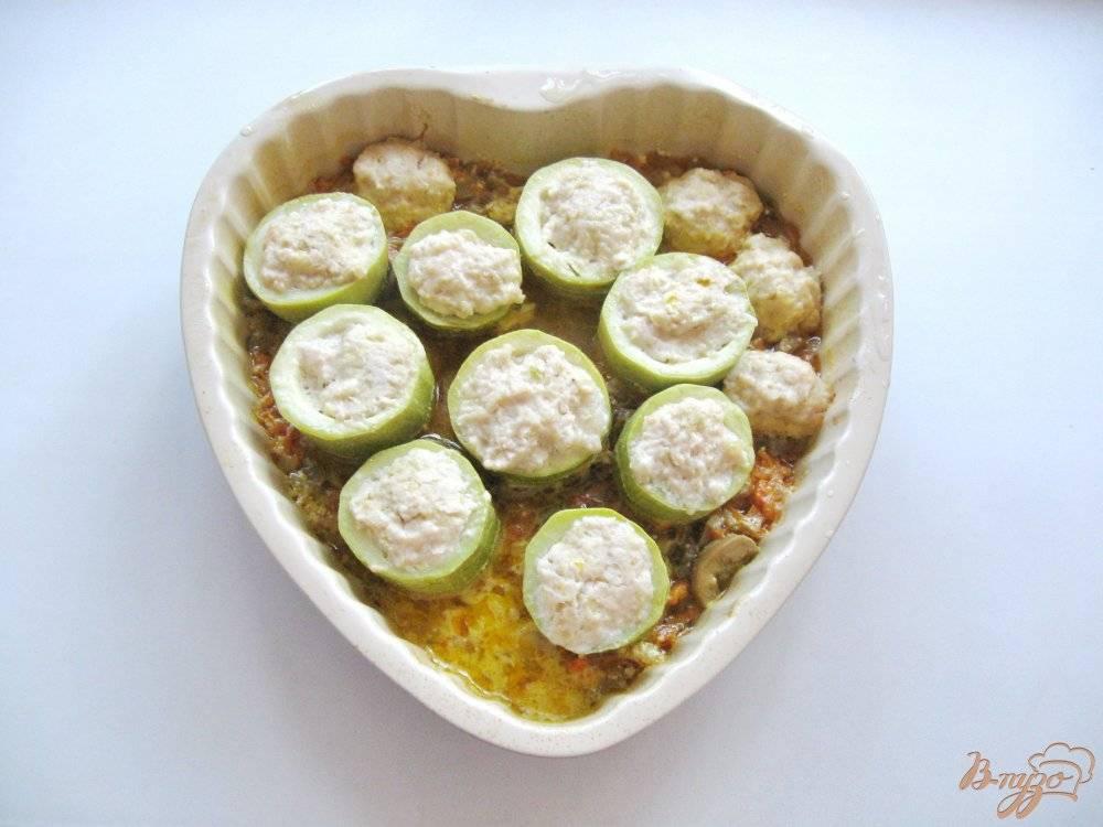 Лодочки из кабачков в духовке – пятерка лучших рецептов