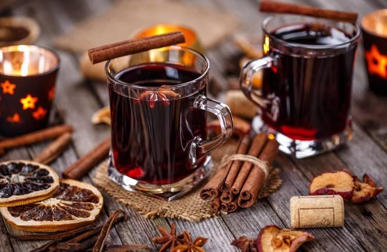 Рецепты домашних глинтвейнов с медом