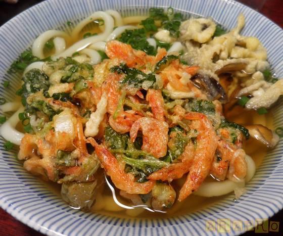 Лапша удон с овощами и креветками в кисло-сладком соусе. рецепт с пошаговыми фото