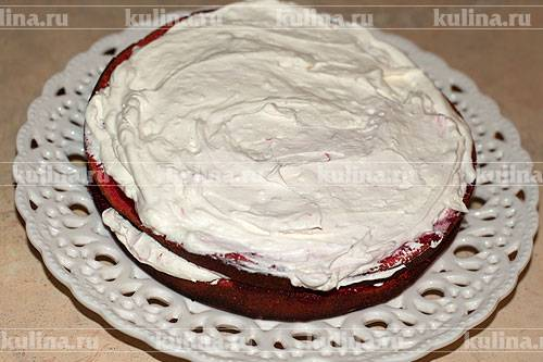Постные торты