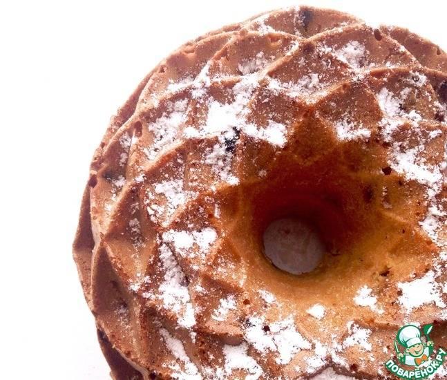 Кекс на кефире — простой рецепт с фото — кулинарные рецепты любящей жены