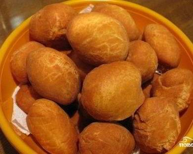 """Пончики """"полицейские"""" постные"""