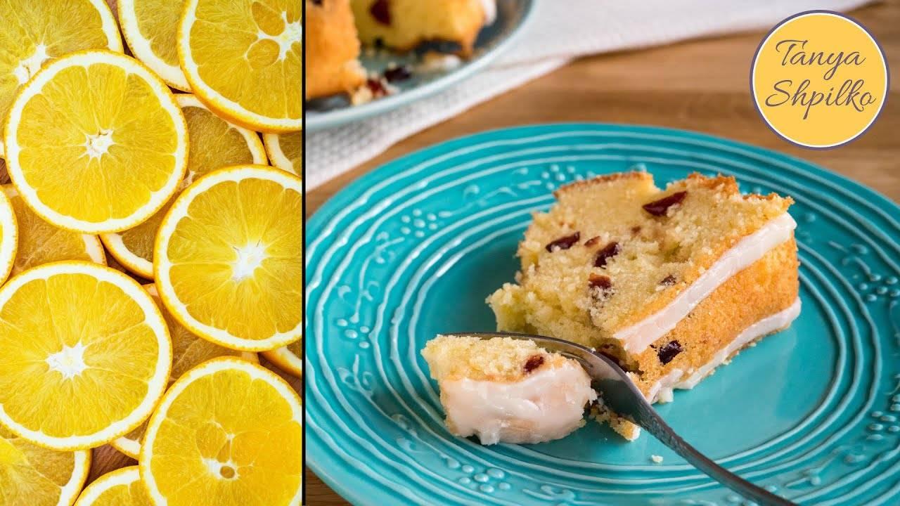 Кексы с сушеной клюквой - 10 пошаговых фото в рецепте