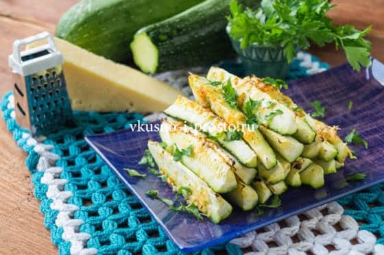 Кабачки в духовке быстро и вкусно: рецепты с фото пошагово