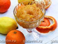 Рецепт пикантного мандаринового соуса
