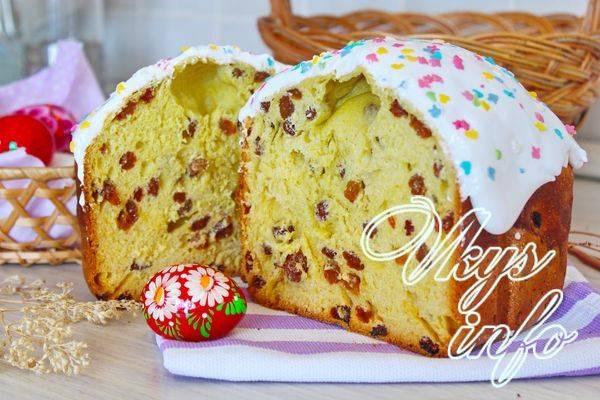 Кулич в хлебопечке на пасху 2020 — вкусные и простые рецепты пышного кулича