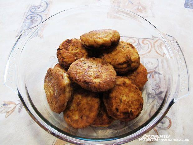 Котлеты из скумбрии рецепт с фото пошагово