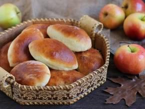 Пирожки духовые с абрикосами пошаговый рецепт с фото