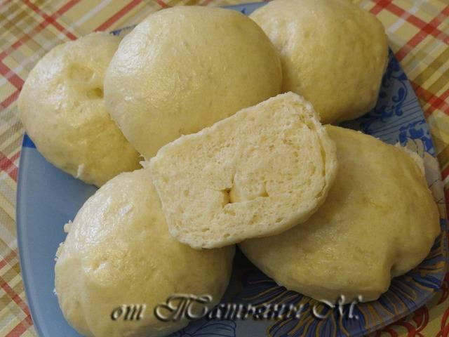 Для приготовления десятка салапао нам потребуются: