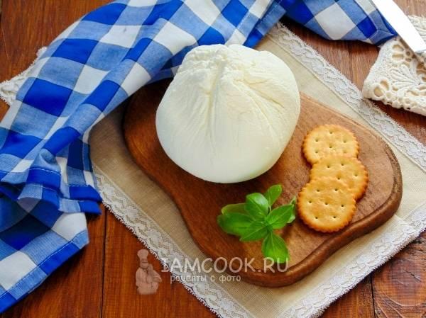 Булочки из теста с творожным сыром