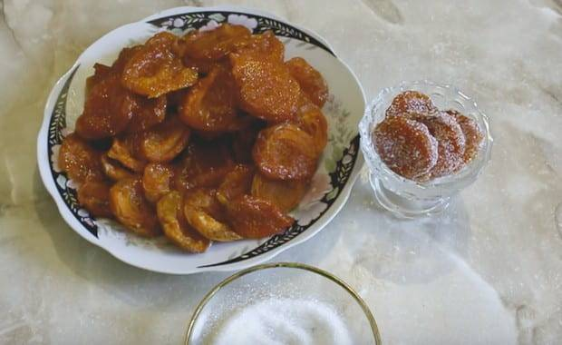 Цукаты из цитрусовых за 25 минут