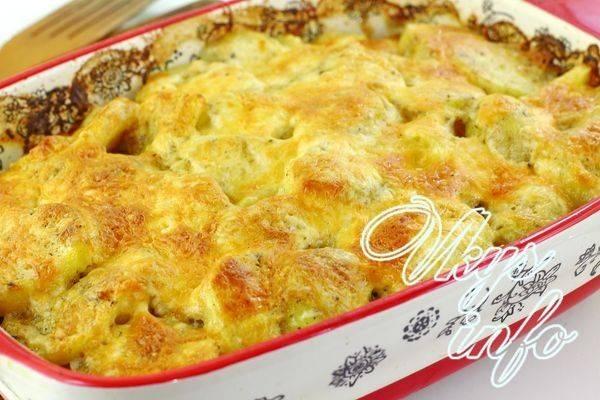 Лучшие рецепты запеканки по-французски: с фаршем, творогом, куриная, картофельная