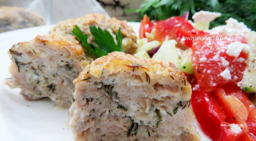 Лучшие куриные котлеты с сыром — так вкусно вы ещё не готовили!